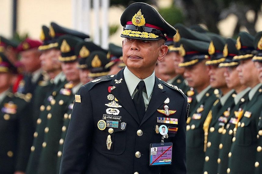 General Apirat Kongsompong's appointment is seen as a consolidation of the close relationship between the Thai monarchy and the generals running the country.