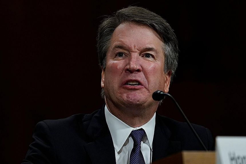 "''This whole two-week effort has been a calculated and orchestrated political hit fuelled with apparent pent-up anger about President Trump and the 2016 election… This is a circus."" - U.S. Supreme Court Nominee Brett Kavanaugh"