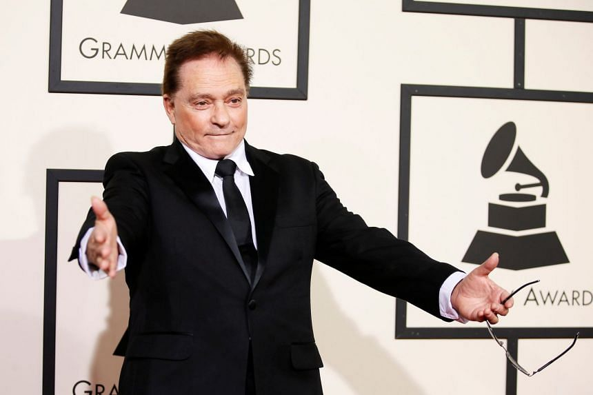 Marty Balin died en route to a hospital. No cause of death was immediately available.
