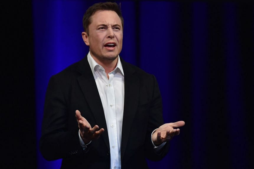 Musk (above) has rejected fraud charges made by securities regulators on Sept 27, 2018.