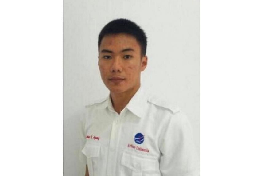 Mr Anthonius Gunawan Agung, 21, was a flight navigation service personnel who continued to carry out his duty when a 7.5-magnitude earthquake struck the city of Palu in Central Sulawesi on Sept 28, 2018. He was killed in the aftermath of the quake.