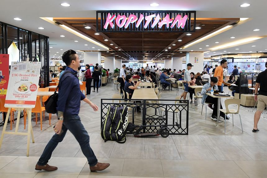 The CCCS said it is now assessing whether the sale of Kopitiam to NTUC Enterprise would infringe the Competition Act.
