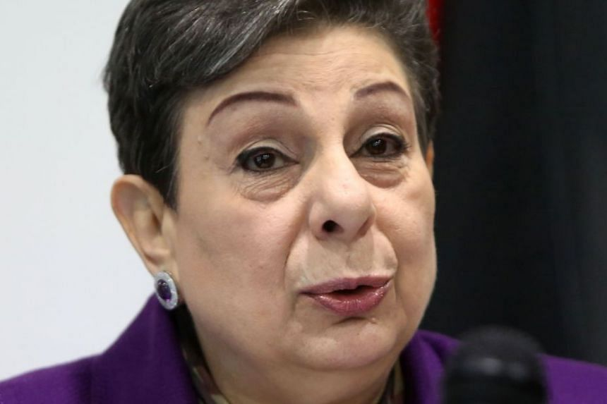 Dr Hanan Ashrawi has spent decades witnessing and participating in the struggle for a Palestinian homeland.