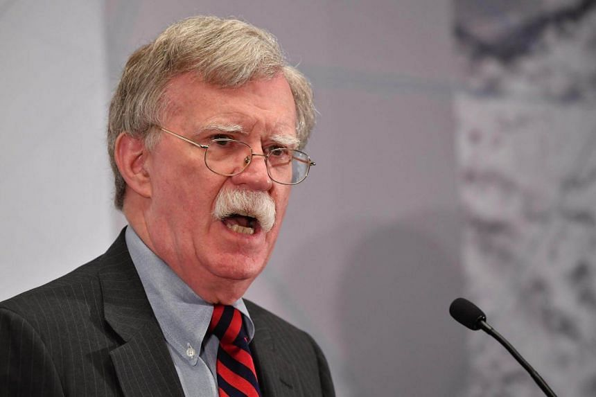 The proposed penalties were raised by the US national security adviser John Bolton after El Salvador established sovereign relations with China in August.