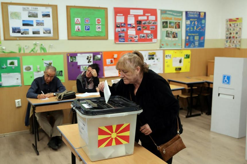 Macedonia has struggled for recognition of its name since its birth in 1991 when the landlocked country declared independence from Yugoslavia.