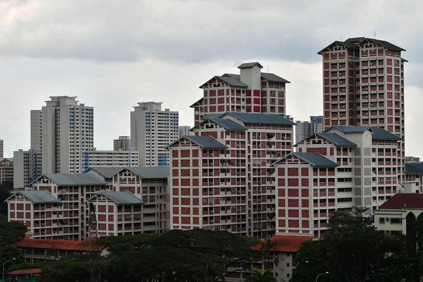 The amounts to be doled out this month are tiered in increments of $10 depending on the HDB flat type.