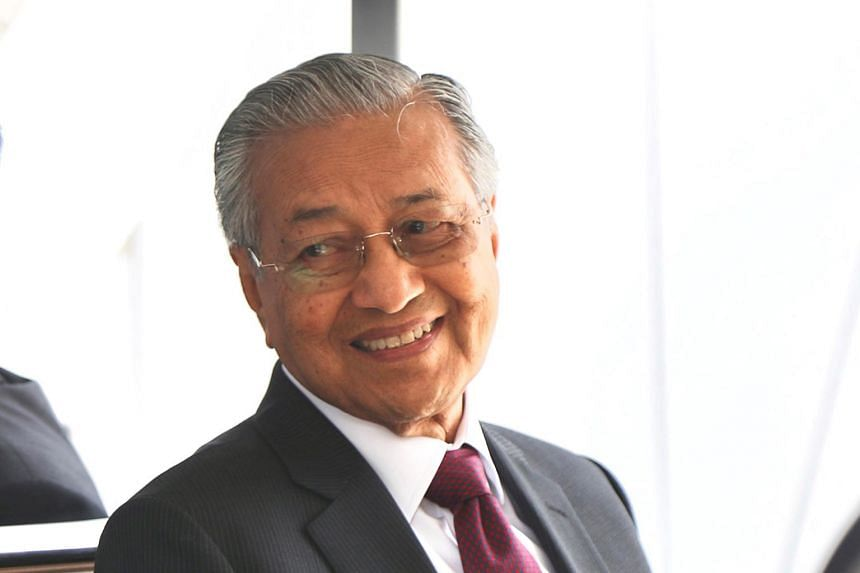 """Malaysian Prime Minister Mahathir Mohamad, 93, said he hoped to be able to solve many of the problems plaguing his country but added that he """"won't be there for long""""."""
