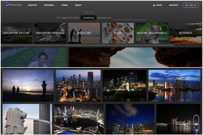 Photonico, a digital photo marketplace, will feature Asian contemporary culture and heritage photography.