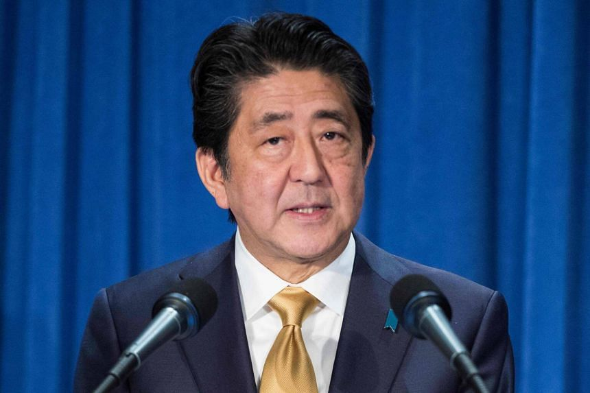The result deals Japan Prime Minister Shinzo Abe an early setback less then two weeks after he won a third straight three-year term as LDP leader.