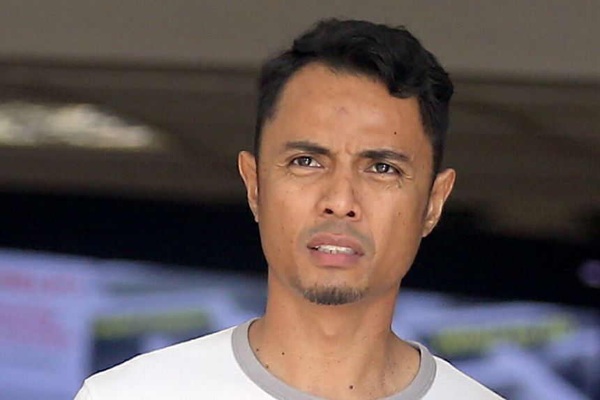 Shasul Anwar Mohd was driving Go-Ahead bus service 62 along Punggol Field when the incident happened in December 2017.