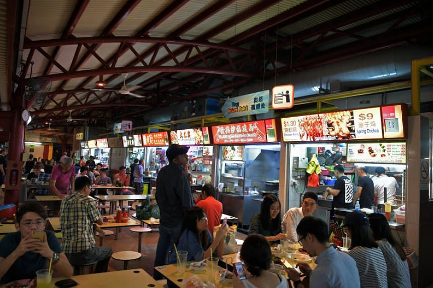 Non-Constituency MP Daniel Goh had asked if private social enterprises managing hawker centres are audited to prevent the use of hidden fees and charges.