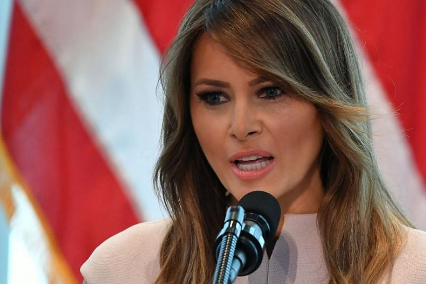 The trip to Ghana, Malawi, Kenya and Egypt will be US First Lady Melania Trump's first big solo international trip.