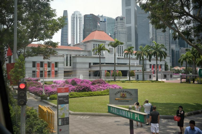"""Deputy Prime Minister Teo Chee Hean said that all the components of a political office-holders' annual salary are set out in the 2012 White Paper on """"Salaries for a Capable and Committed Government""""."""