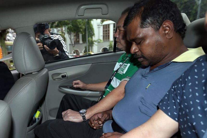 Thennarasu Karupiah assaulted the victim at the Taj Mahal Bollywood Music Lounge on July 13, 2016.
