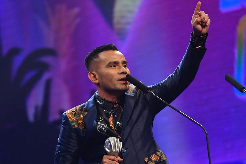 Indonesian Judika (above) emerged as the biggest winner, winning in four categories – Best APM Song and Best Song (Indonesia) for his hit Jikalau Kau Cinta, Best Artiste (Male) and Best Collaboration (Artiste).