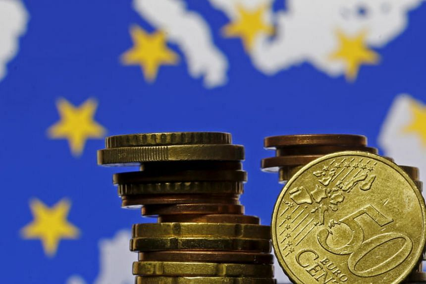 Growth in manufacturing activity has dwindled across the euro currency bloc this year, with latest data suggesting the momentum in the currency bloc is well past its peak.