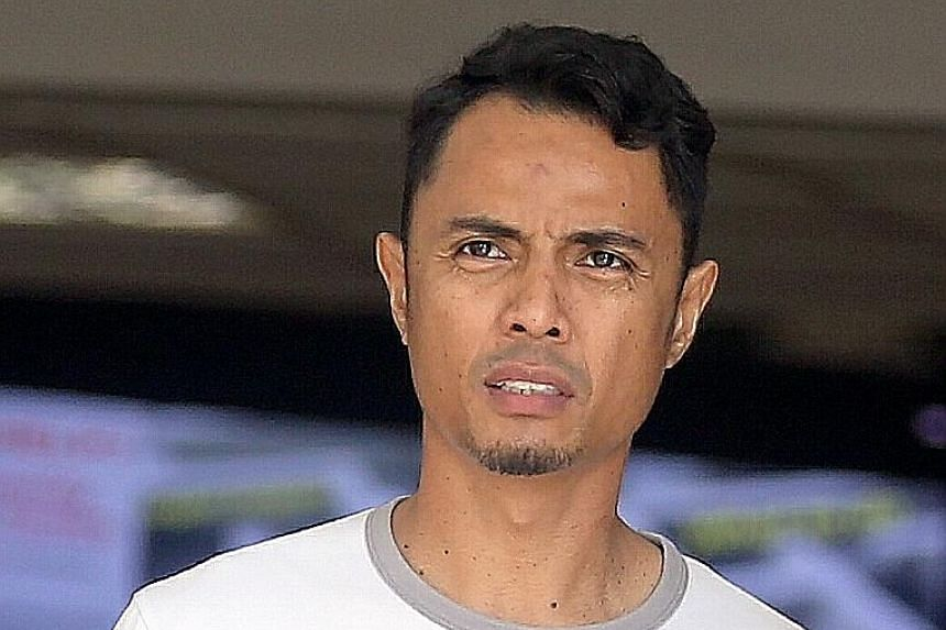 Bus driver Shamsul Anwar Mohd slammed on the brakes to avoid hitting a car in an incident last year. The impact caused an elderly passenger to fall and hit his head on the bus railing.