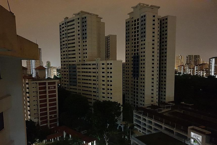 A power blackout at 1.18am on Sept 18 affected about 146,500 residential and commercial customers. Power was restored fully within 38 minutes.