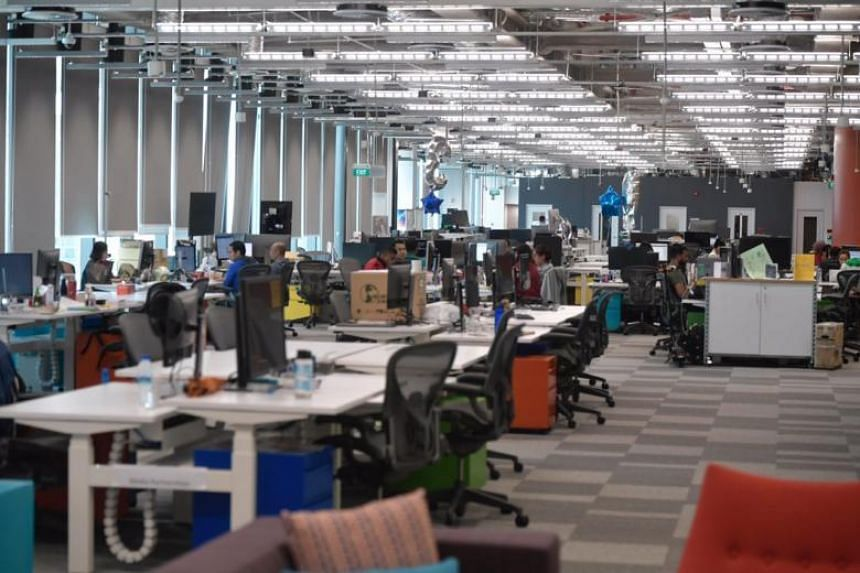 The new office is also home to Facebook's first partner centre in Asia.
