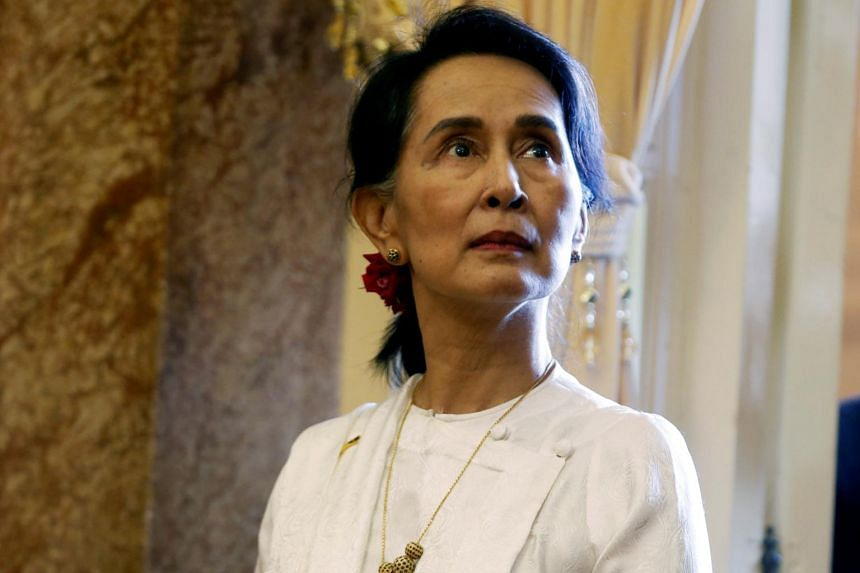 Aung San Suu Kyi won the Nobel Peace Prize in 1991 for campaigning for democracy.