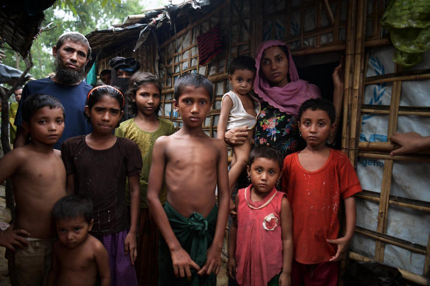 Foreign Minister Vivian Balakrishnan had told Singapore media at the United Nations General Assembly on Sept 29, 2018, that the repatriation of Rohingya refugees from Bangladesh should start soon.