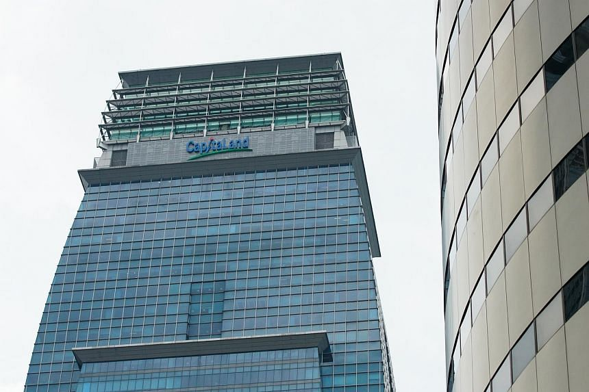 CapitaLand has been issued 13.5 million shares at an issue price of $1 each in The Work Project Kingdom.