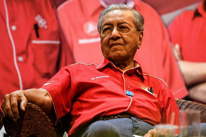 Malaysian Prime Minister Mahathir Mohamad said he was also disappointed over the damage done to the government machinery during Najib Razak's administration.