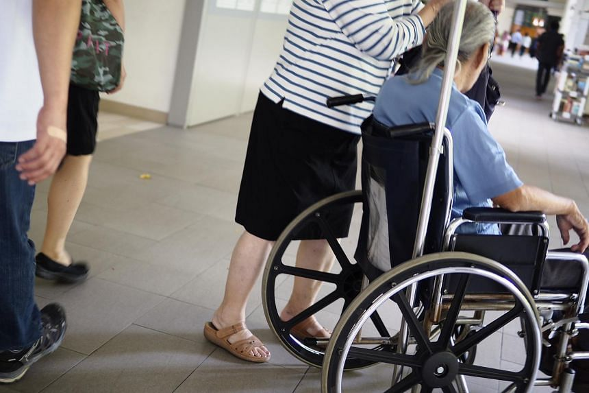 A study from July 2015 to February 2016 involving 5,415 adult patients in 13 acute hospitals here found that 11.9 per cent caught an infection while being treated for other conditions.