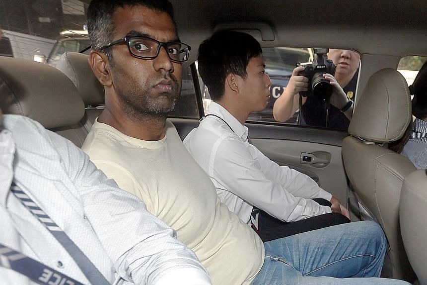 Indian national Nagarajan Balajee is believed to have used multiple fictitious e-mail accounts to deliver threats to Standard Chartered Bank anonymously.