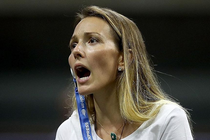Jelena Djokovic has plenty to cheer for again following her husband Novak's return to winning form this year, clinching two of the four Grand Slams.