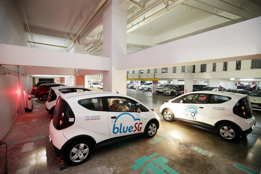 BlueSG aims to roll out a 1,000-strong electric vehicle fleet and 2,000 charging points by 2020.