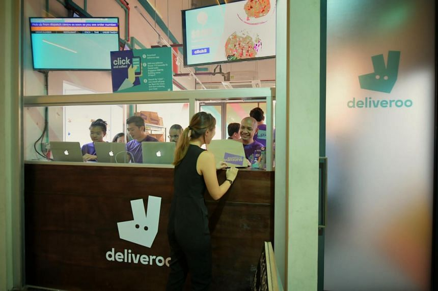 Deliveroo hailed Plus as the