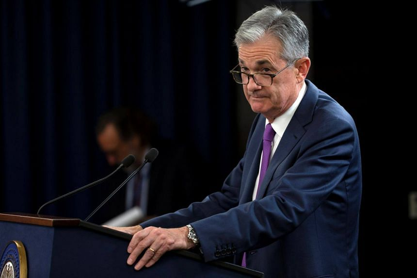"""US Federal Reserve Chairman Jerome Powell said """"it is very important to pay attention"""" to developments overseas and in emerging markets."""