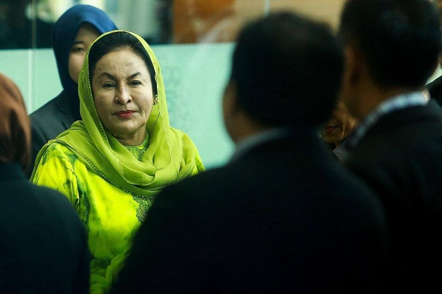 This is Datin Seri Rosmah Mansor's third appointment with the anti-graft officials.