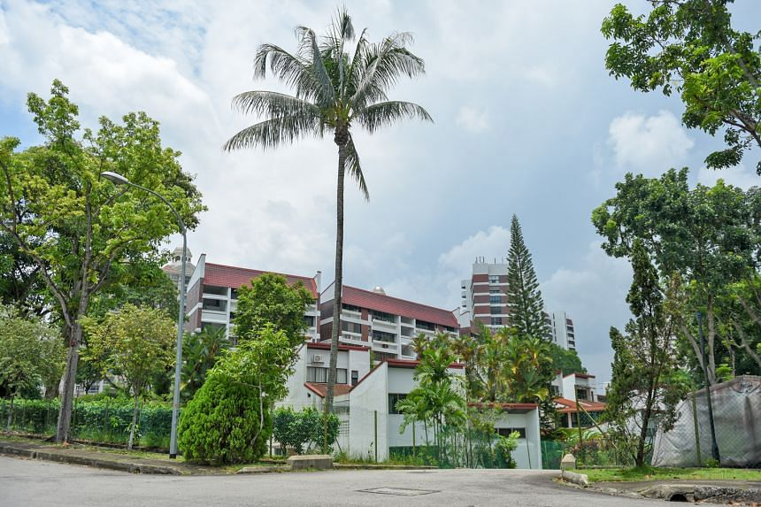 The 236-unit freehold Faber Garden condominium in Angklong Lane is near the Central Nature Reserve amid good class bungalows, landed housing and private condominiums, as well as the upcoming Bright Hill MRT station.