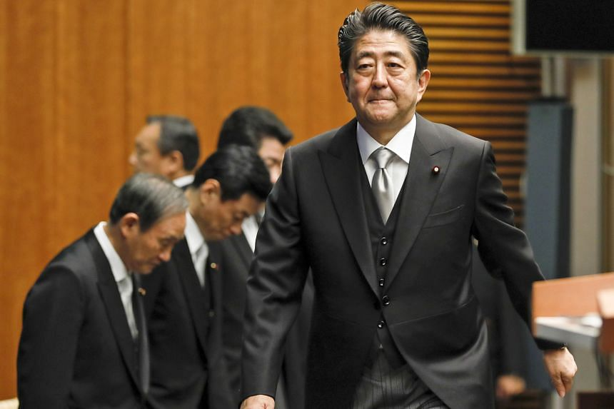 The Cabinet shake-up came two weeks after Japanese Prime Minister Shinzo Abe's re-election as president of the Liberal Democratic Party for a third straight term, paving the way for him to remain in power till September 2021.