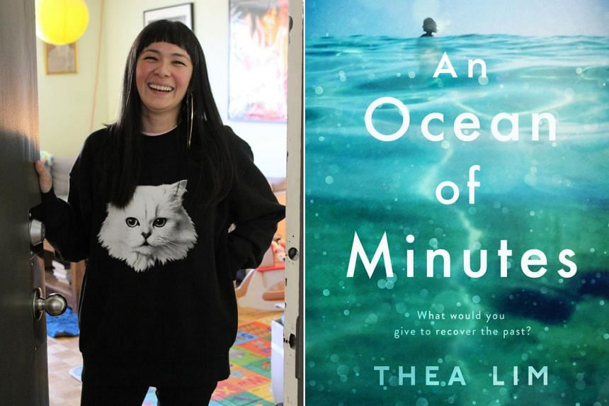 Thea Lim, a Toronto-based novelist, is one of five authors in the running for the Scotiabank Giller Prize with her debut novel An Ocean Of Minutes.
