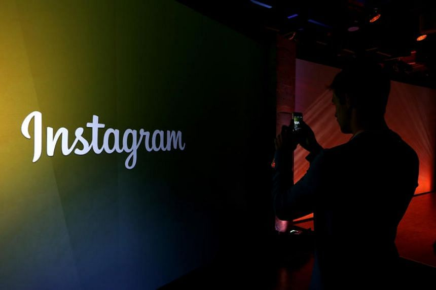 Facebook's Instagram app was down for some users across several cities, including London, San Francisco and Singapore, on Oct 3, 2018.