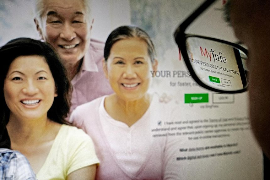 OCBC's initiative is the latest by the three local banks to use MyInfo to improve service.