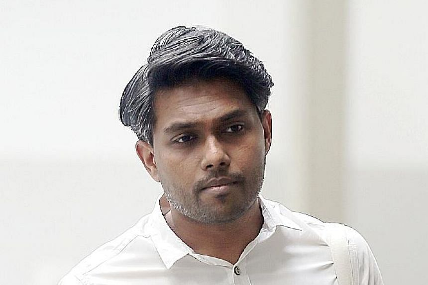 Seelan Palay had obtained a National Parks Board permit for his performance last October, but this restricted the event to Speakers' Corner in Hong Lim Park. Instead, he walked from the park to the National Gallery and then to Parliament House.