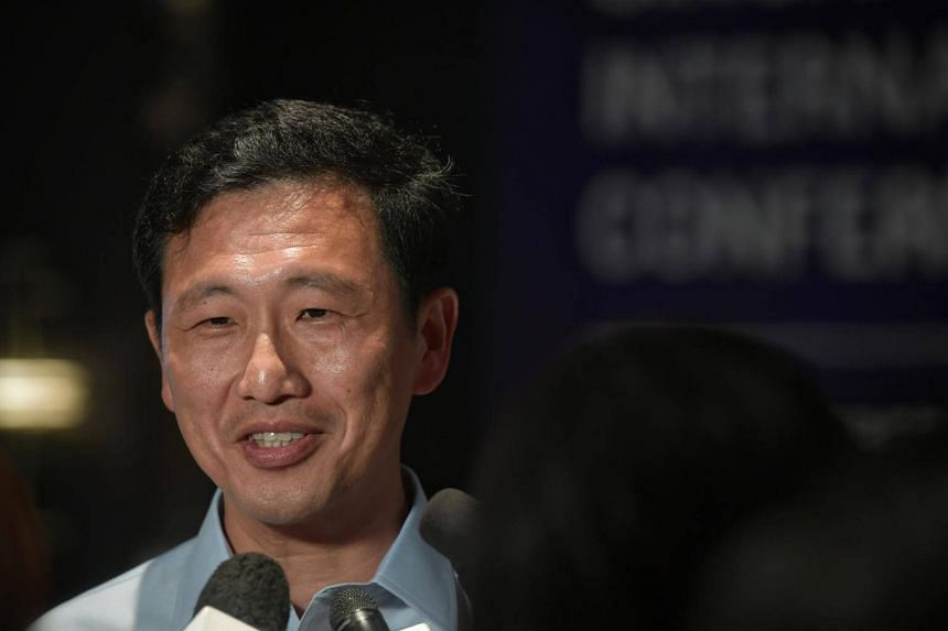 Education Minister Ong Ye Kung hopes that tuition centres do not end up simulating examination-like conditions for students to make up for the lost examinations.