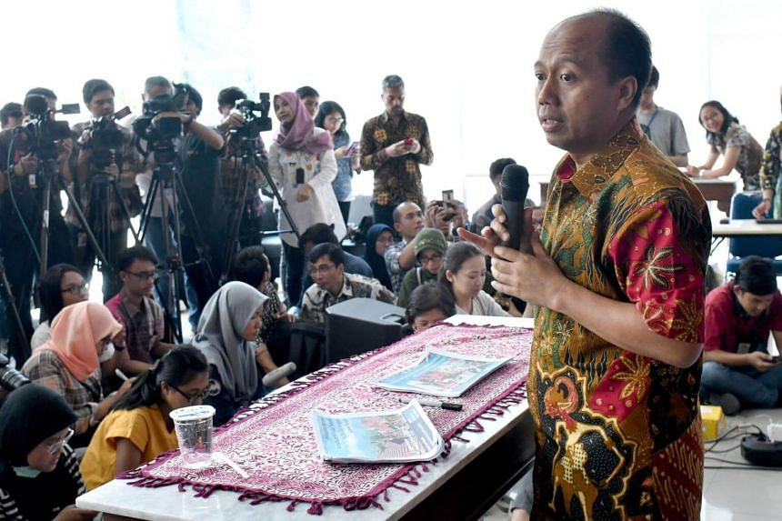 Dr Sutopo Purwo Nugroho is the face of the government's communication efforts to get word out on the devastating crisis on Sulawesi island that has killed over 1,400 people.