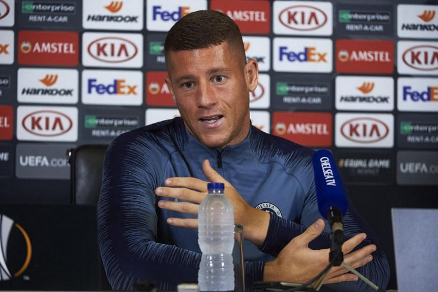 Ross Barkley said his performances for Chelsea this season proved he was ready for a return to the national team.