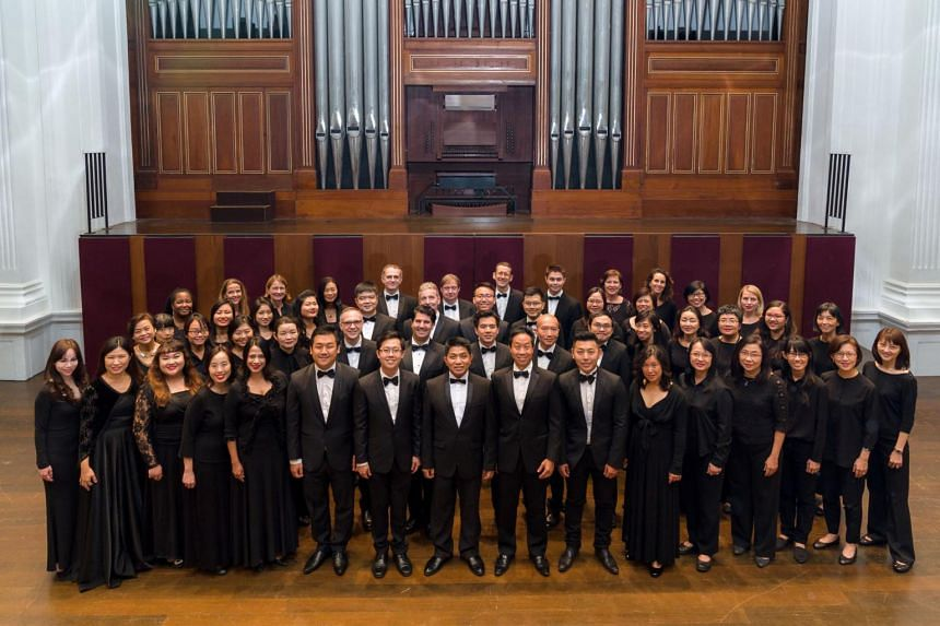 The Singapore Symphony Chorus will join the Singapore Symphony Orchestra at the Victoria Concert Hall on Oct 6, 2018, for The Baroque Festival: Music For Kings And Queens concert.