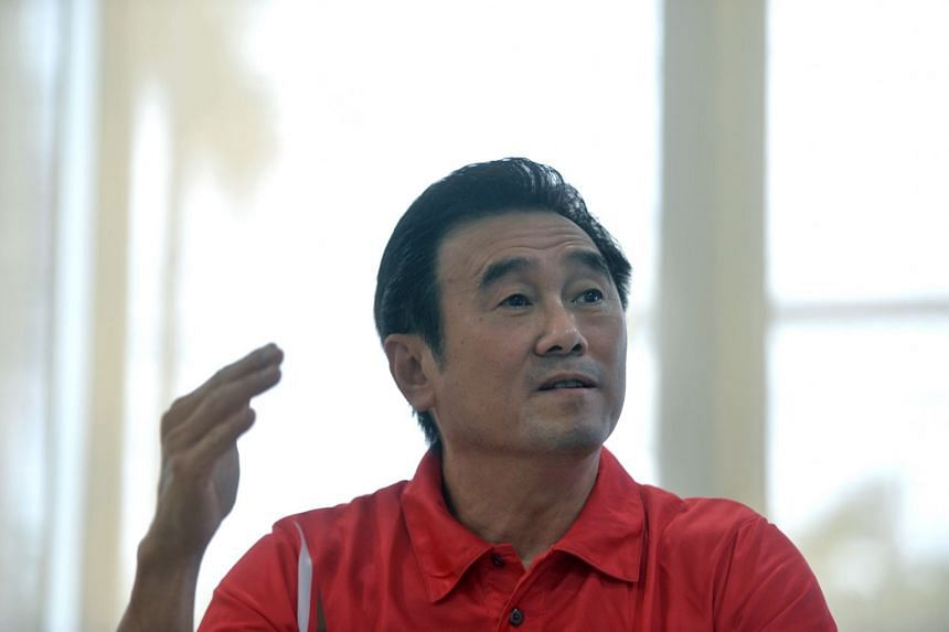 Tang Weng Fei was also president of Singapore Athletics from 2004-2006 and 2010-2016.