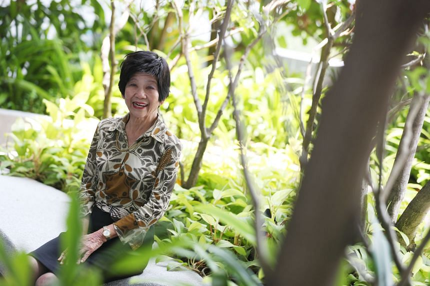 Madam Rita Koh, 82, found out earlier this year that she had a prolapsed rectum. A few months ago, she went for surgery to stitch her rectum back into place.