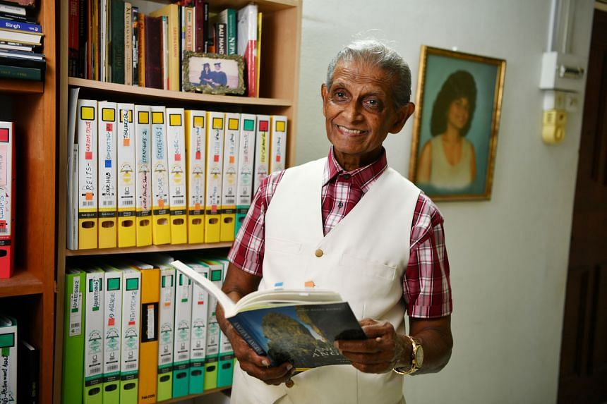 Though he has children, Dr K.P. Sivam has been living alone after his wife died because he values his privacy. In 2000, there were 75,400 one-person resident households comprising 8.2 per cent of all resident households. That figure rose to 116,400,