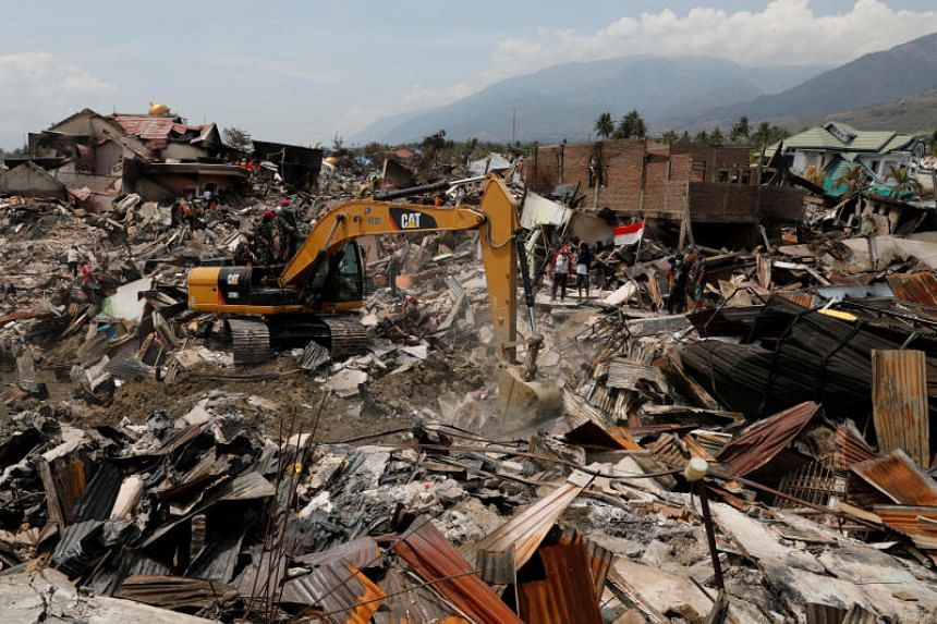 Indonesia eyes 'catastrophe bonds' as it looks to fund