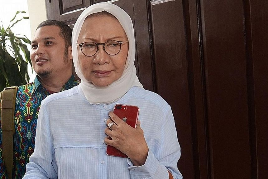 Ms Ratna Sarumpaet was asked to resign from presidential candidate Prabowo Subianto's campaign team after her lie was exposed.