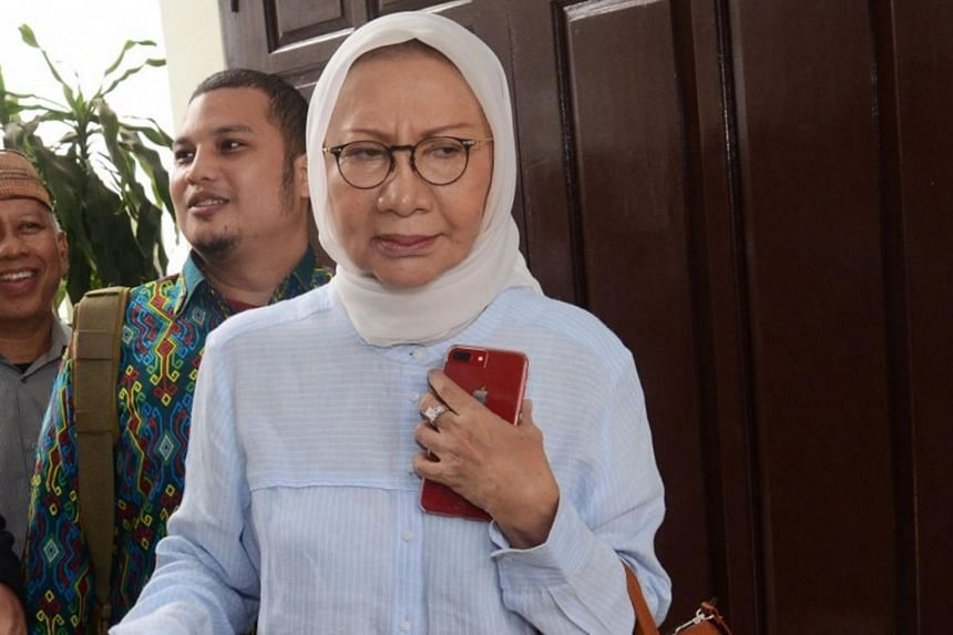 Ms Ratna Sarumpaet was caught in an embarrassing lie this week after claiming she had been assaulted, when her facial injuries were, in fact, post-cosmetic surgery bruising.